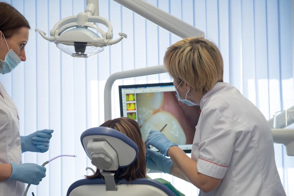 стоматологическая клиника — Леонидия — Минск, фото №1