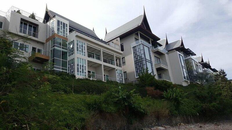 Casa Cliff Sur Mare Pool Villa