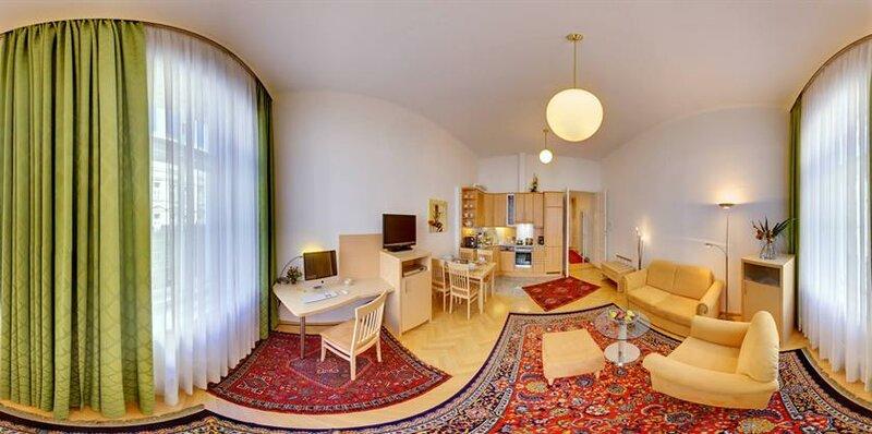 Vca Апартаменты Вена Сити™