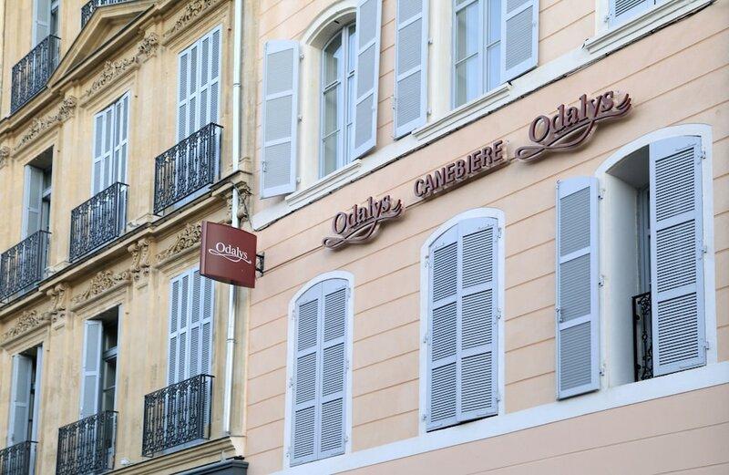Odalys City Marseille Canebière