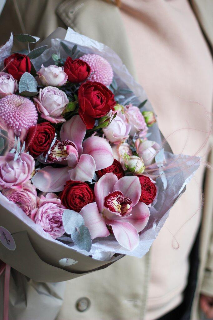 магазин цветов — Кошык Кветак — Минск, фото №1