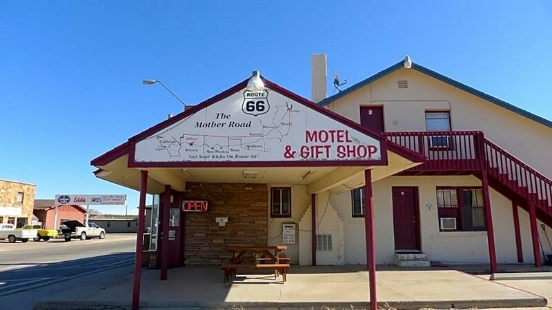 Star Hotel Route 66 Grand Canyon