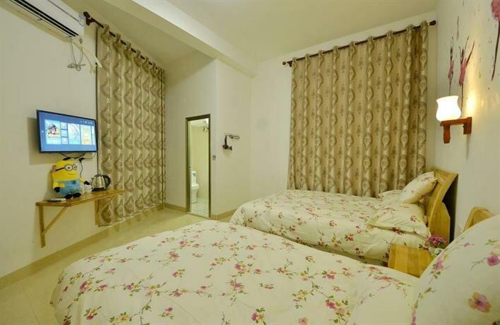 Nanjing Yunshuiyao Haixi International Hostel