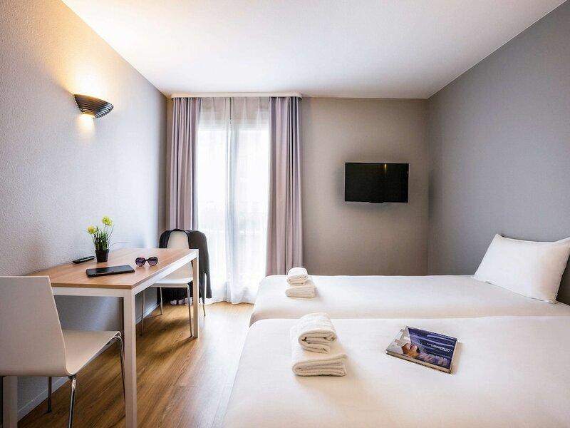 Апарт-отель Adagio access Paris Maisons Alfort