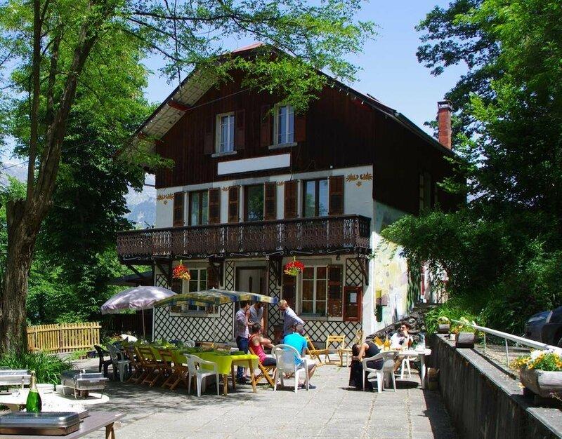 Gîte Mont Joly