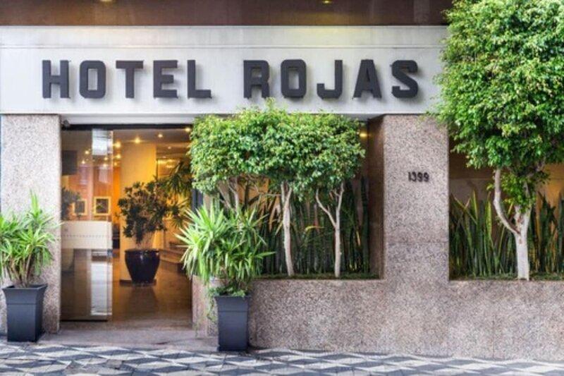 Rojas All Suites Hotel