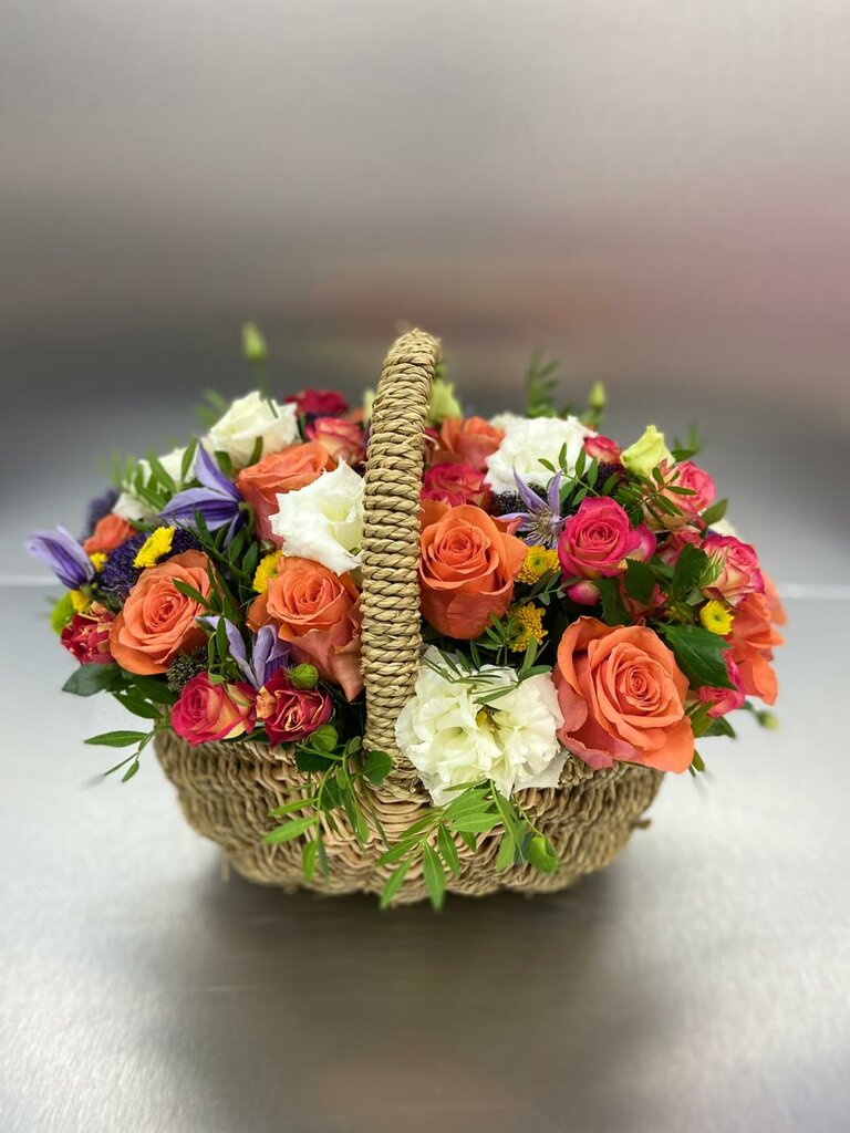 магазин квітів — Golden Rose — Москва, фото №2