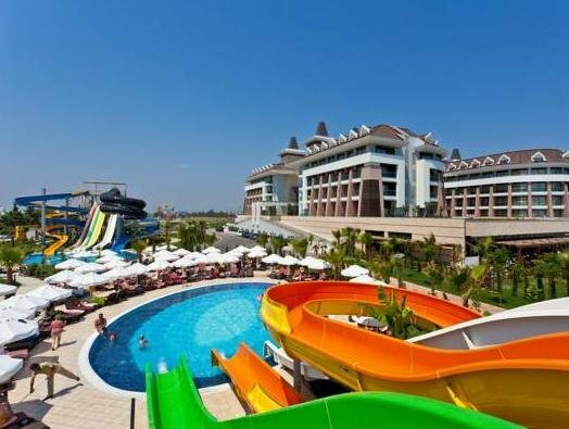 otel — Sherwood Dreams Resort — Serik, photo 2