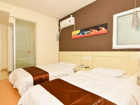 Thank Inn Hotel Shandong Qingdao Tianyirenhe Chengyang District Xiucheng Road
