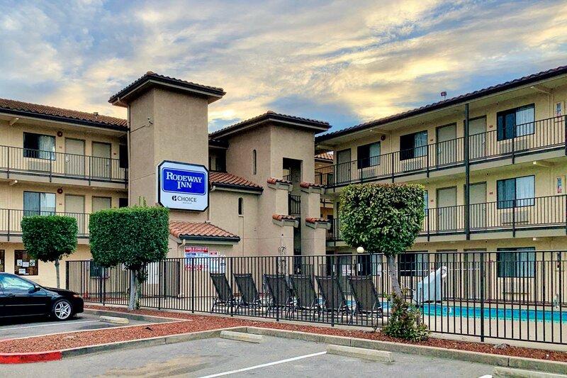 Rodeway Inn Sacramento-University Area