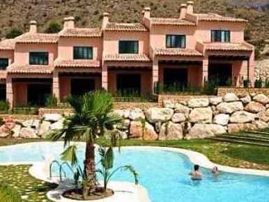 Sierra Cortina Resort Finestrat