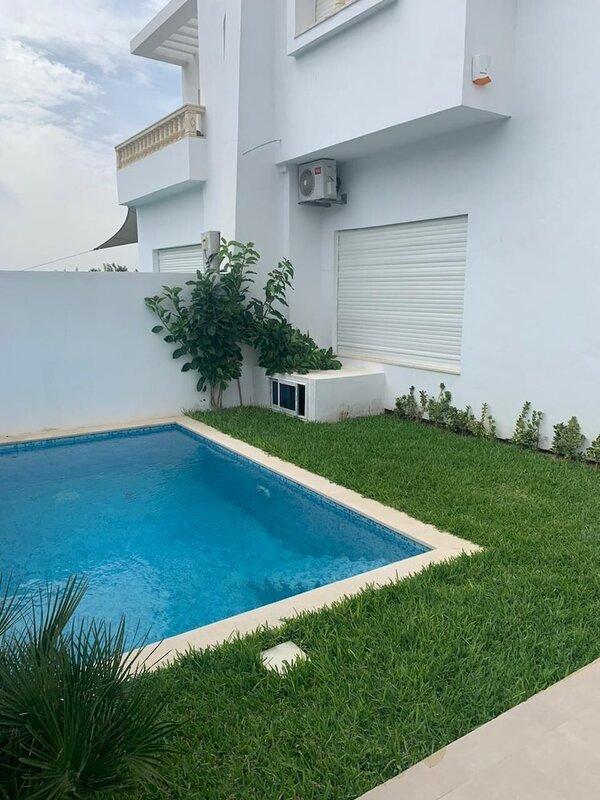 Airbetter - Superb 3bed Villa With Pool Marguerite Hammamet