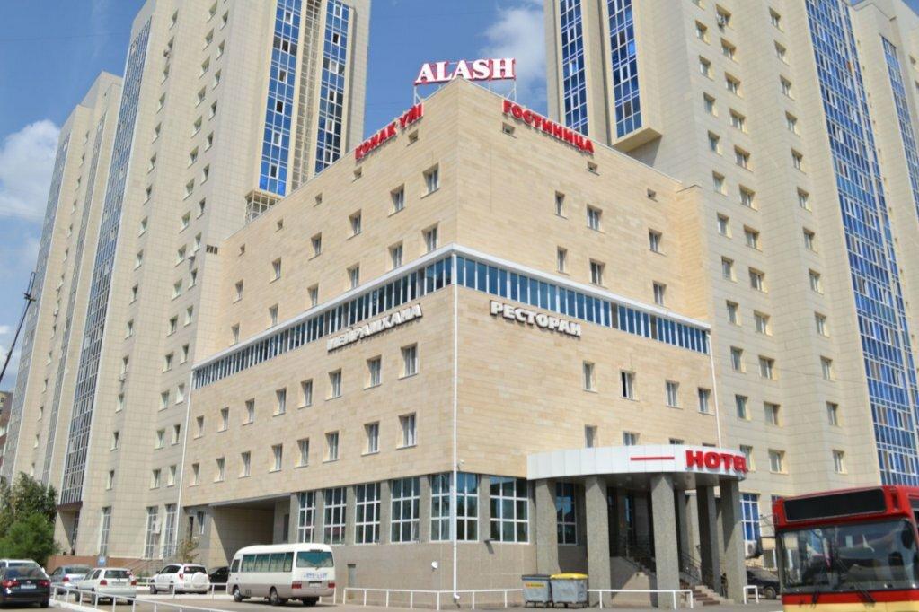 гостиница — Гостиничный комплекс Alash hotel — Нур-Султан, фото №1
