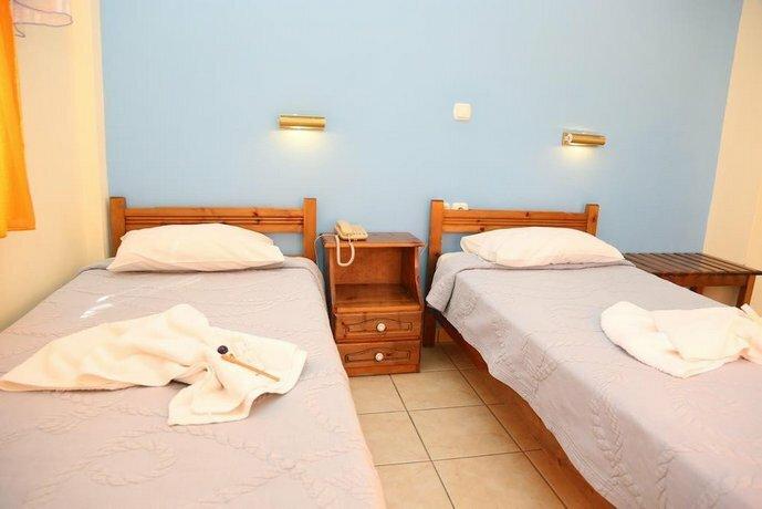 Coral Hotel Agios Isidoros