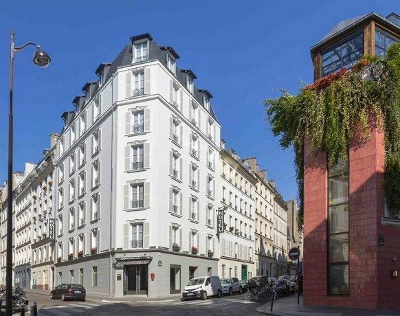 Hôtel Libertel Montmartre Opéra
