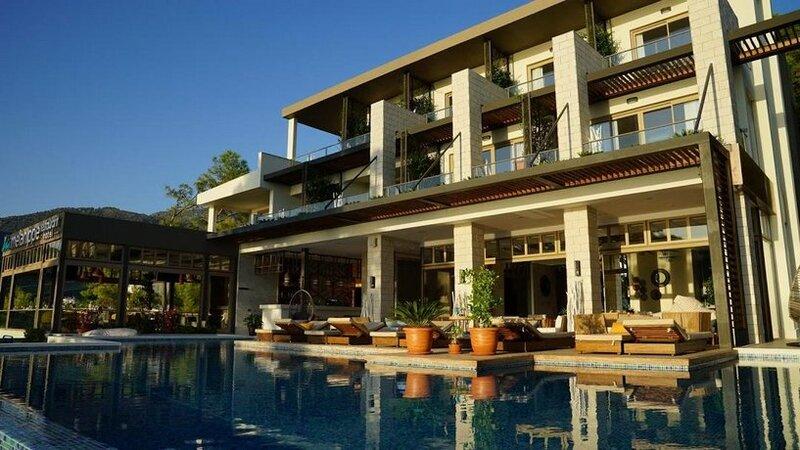 Отель Melanippe Relaxing