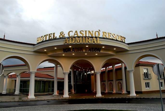 Casino & Hotel Admiral Kozina