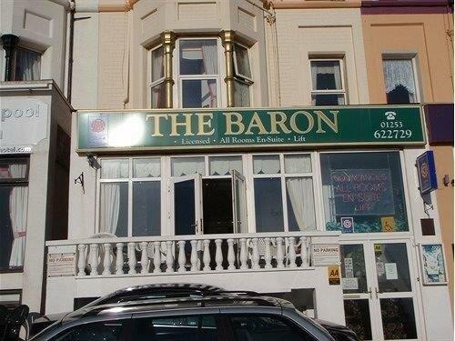 The Baron Hotel