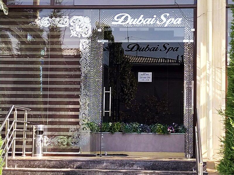 Dubai hostel