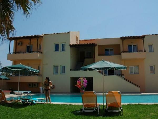 Mythos Beach Hotel