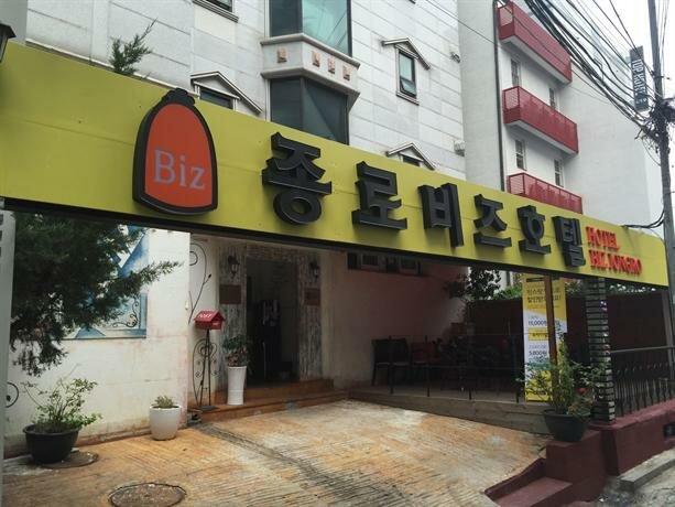 Hotel Biz Jongno