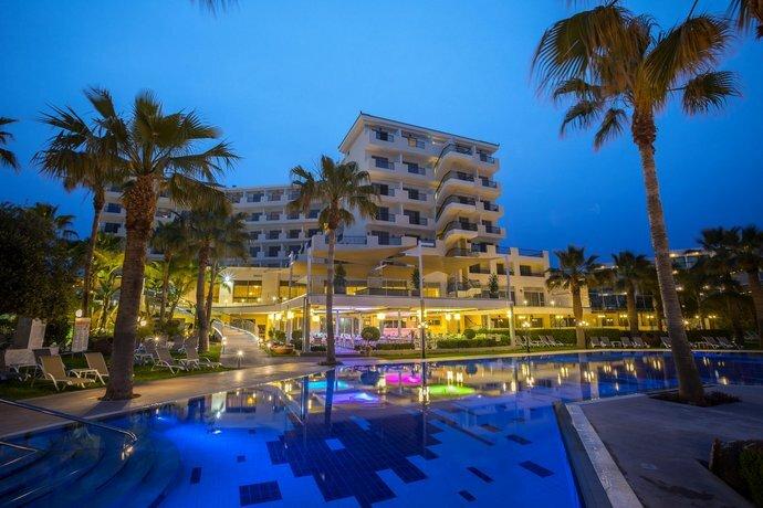 Гостиница Aquamare Beach Hotel & SPA