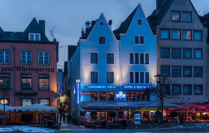 Lowenbräu Köln Hotel & Restaurant