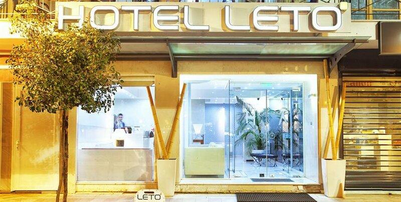 Отель Leto Boutique