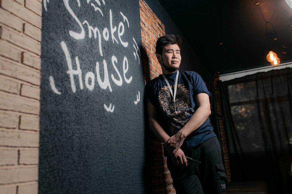 hookah bar — Smoke House — Omsk, photo 1