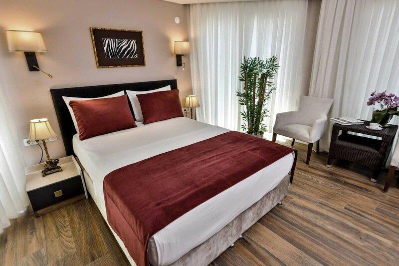 Hotel 212 Olympos