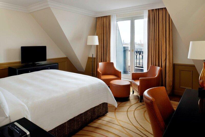 Paris Marriott Hôtel Champs-Elysées