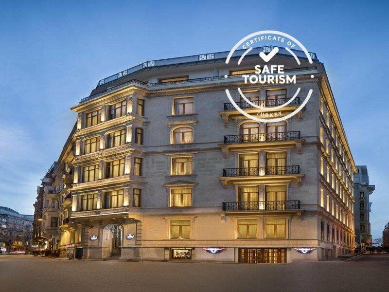 Lush Hotel Istanbul