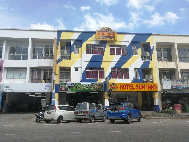 Sun Inns Permas Jaya