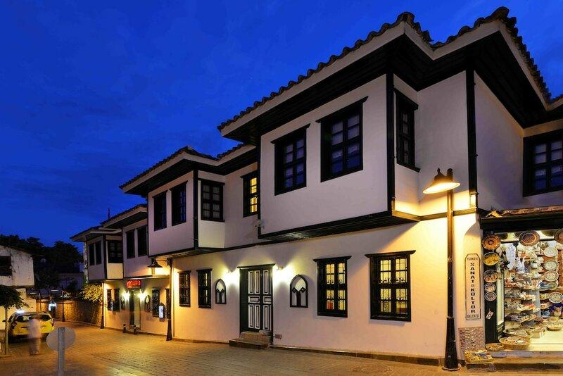 Kaleiçi Marina Boutique Hotel