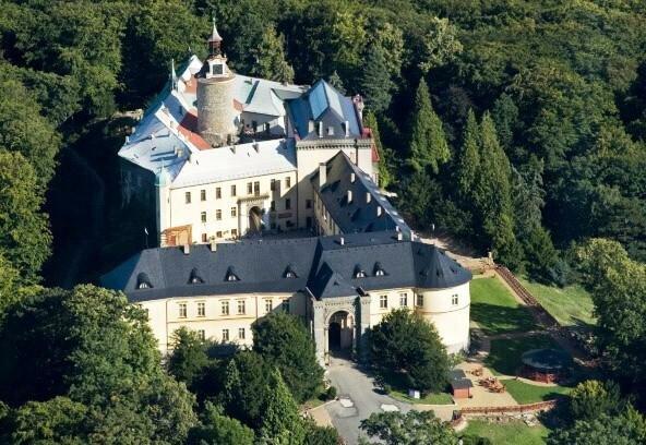 Отель Chateau Zbiroh