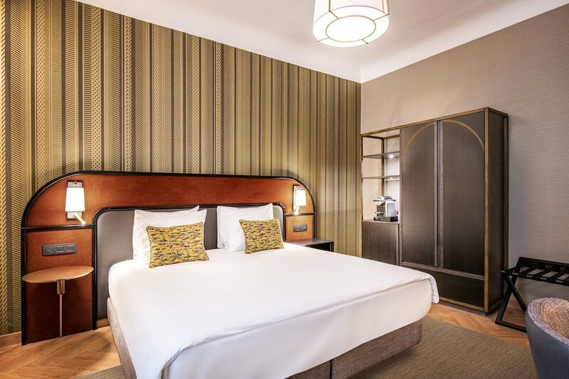 Crowne Plaza Brussels-Le Palace