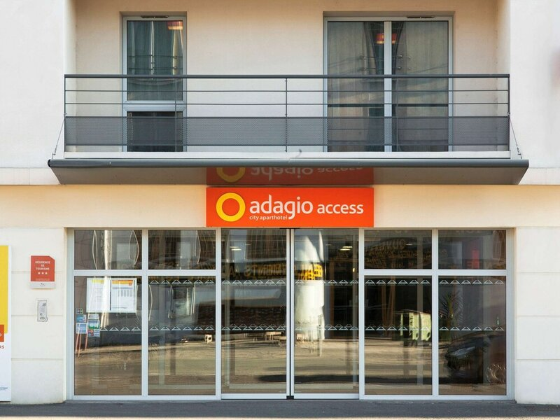Adagio Access Poitiers