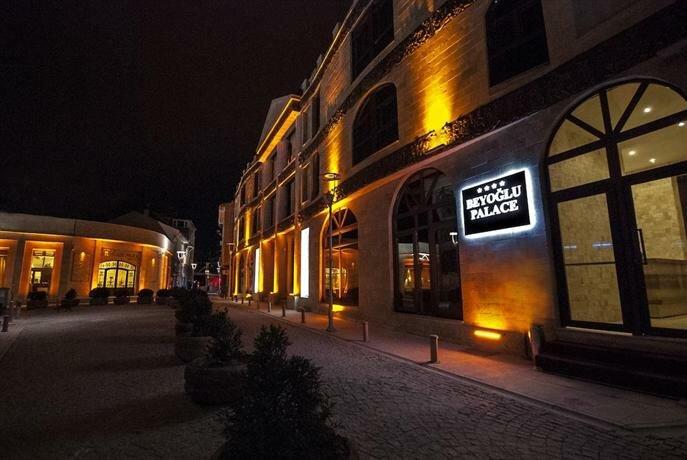 Beyoglu Palace Thermal Hotel