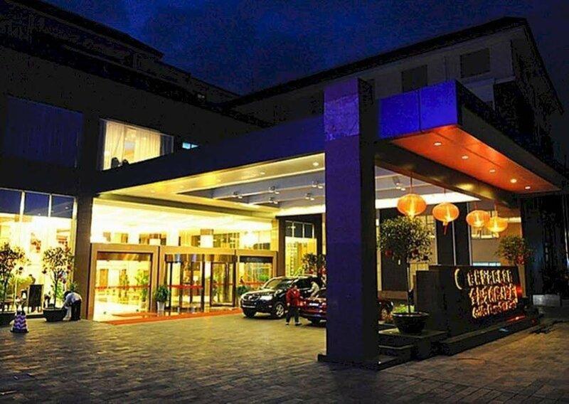 Guilin Golden Dragonball Hotel
