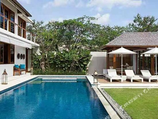 Villa Cendrawasih an elite haven