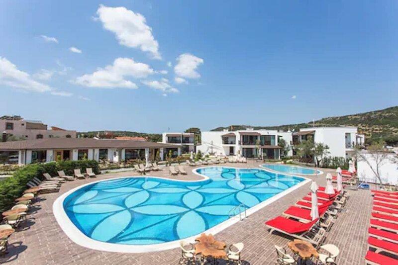 Assos Barbarossa Hotel - Special Class