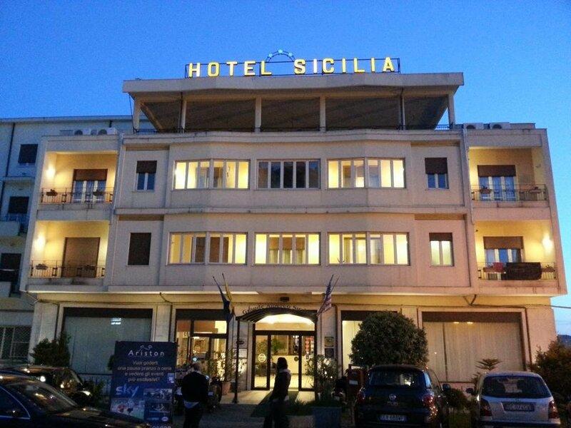 Hotel Sicilia Enna