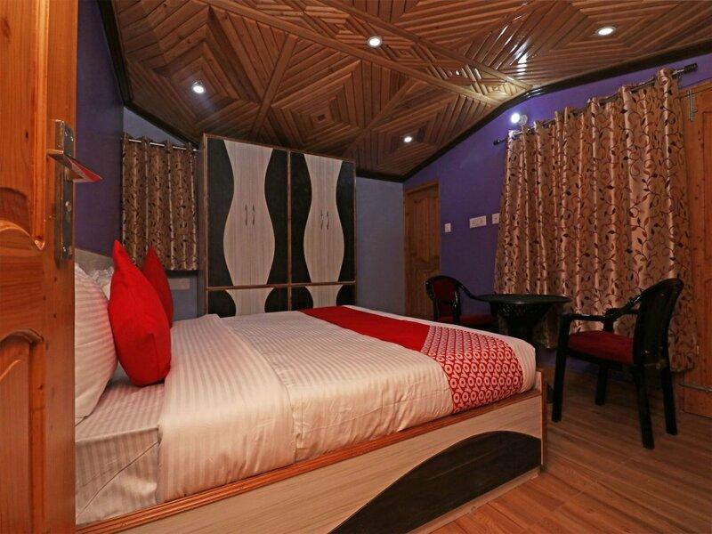 Oyo 13408 Home 3bhk Hill View Devnagar