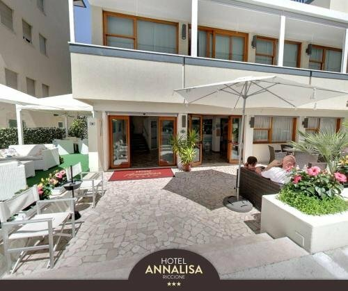Hotel Annalisa B&b and Beach