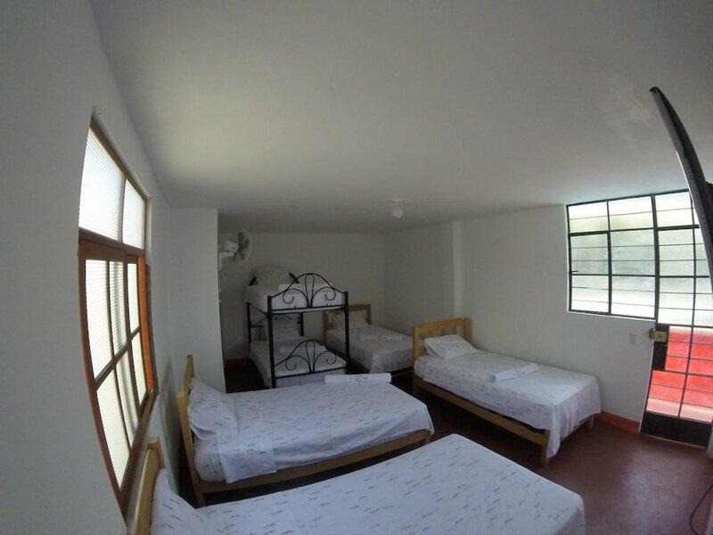 Hostel Mr. Llama Lodge
