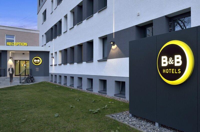 B&b Hotel Jena