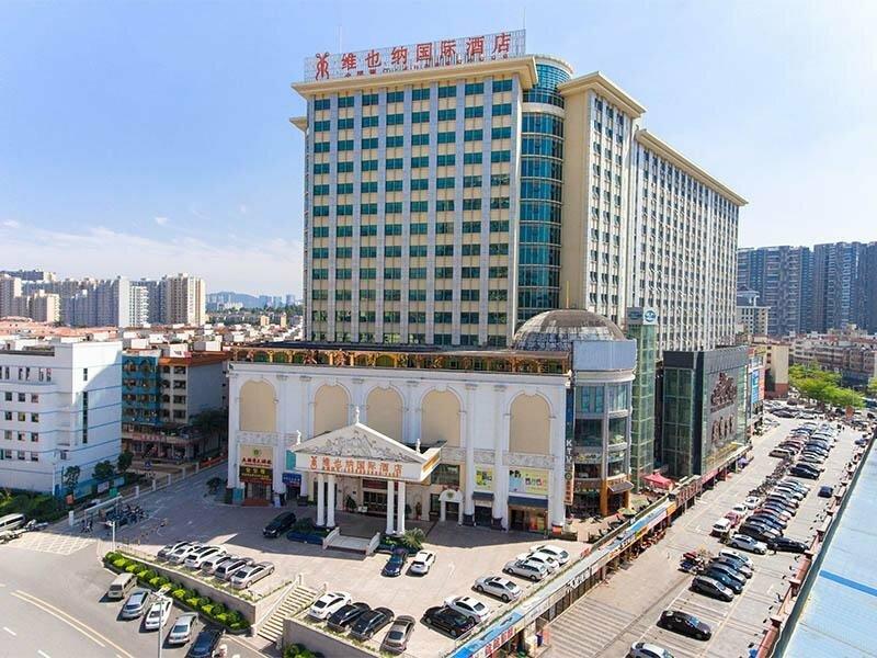 ViennaHotel Shenzhen Longhua South Renmin Road