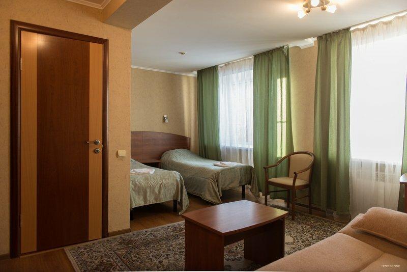 Парк-Отель Прибрежный