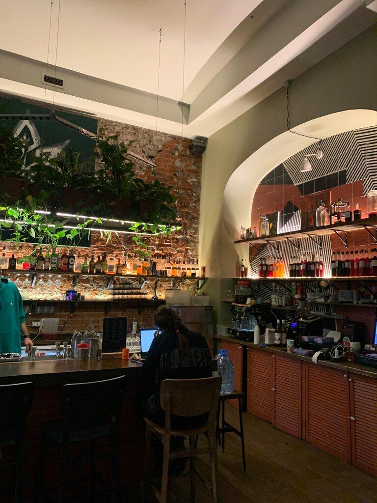 бар, паб — Рюмочная Свобода — Москва, фото №2