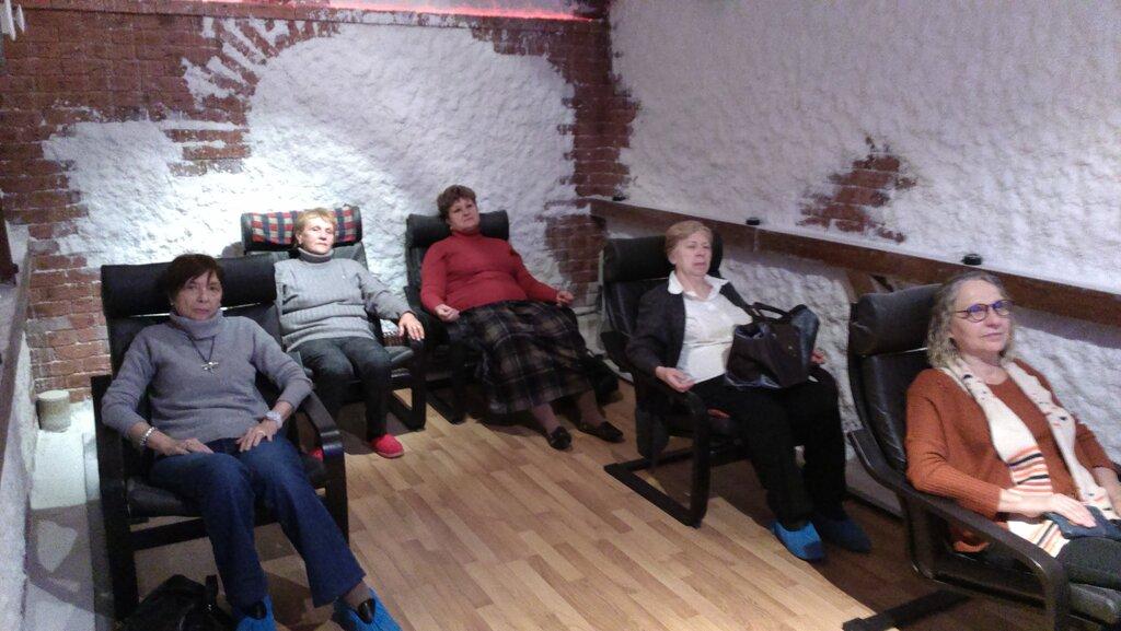 оздоровительный центр — Соляная пещера Дыши Здорово — Москва, фото №10